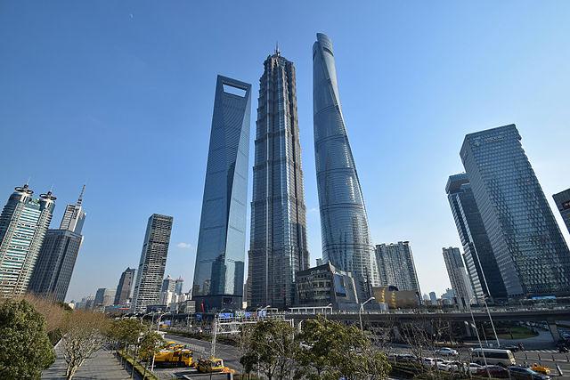 Najviše zgrade na svetu