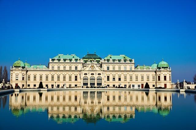 Belvedere - Beč znamenitosti