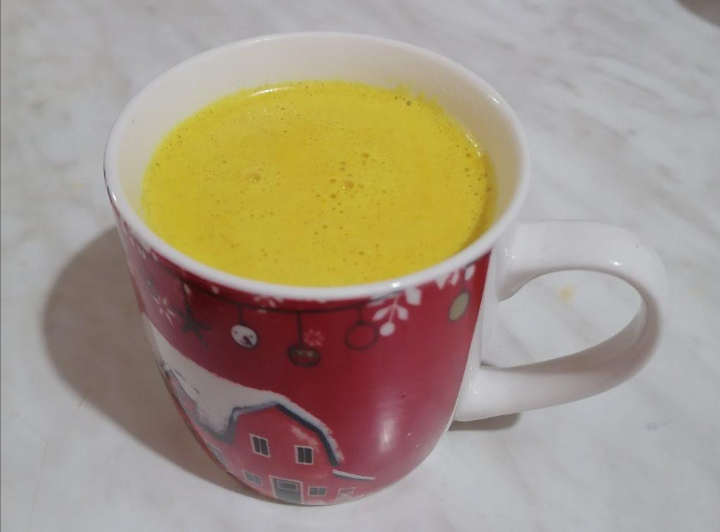 zlatno mleko